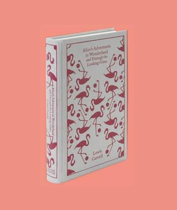Look 2 : Book, Alice in Wonderland,  Penguin book