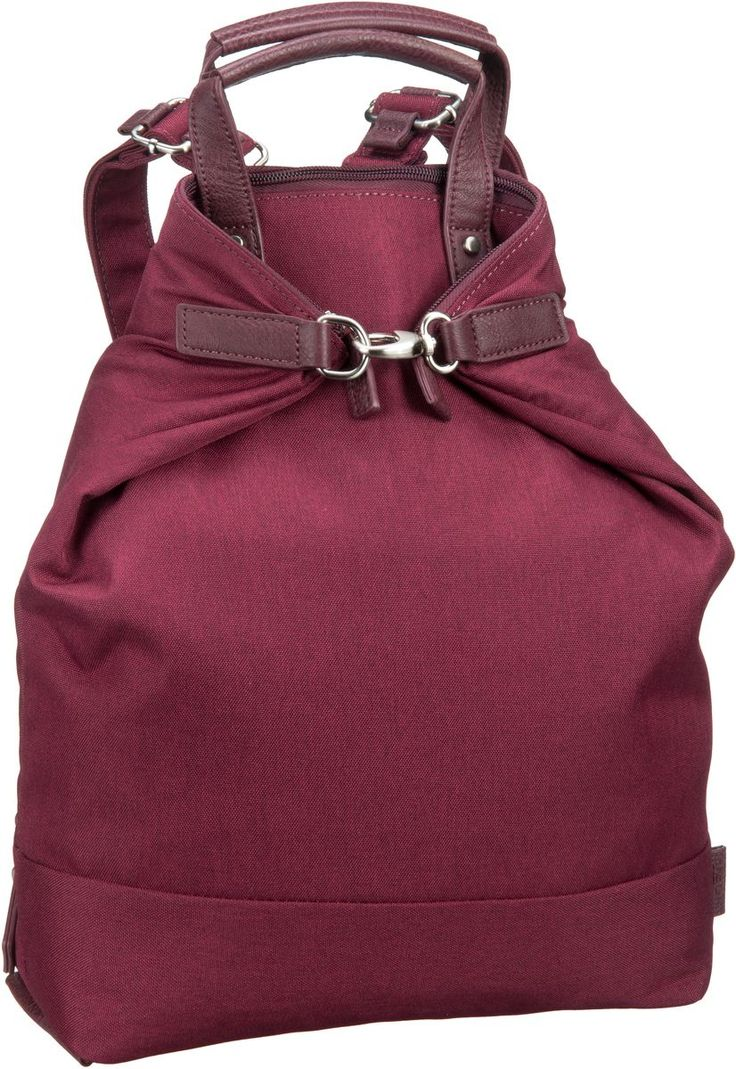 Taschenkaufhaus Jost Bergen 1127 X-Change 3in1 Bag S Bordo - Laptoprucksack: Category: Taschen & Koffer > Laptoprucksack > Jost…%#Taschen%