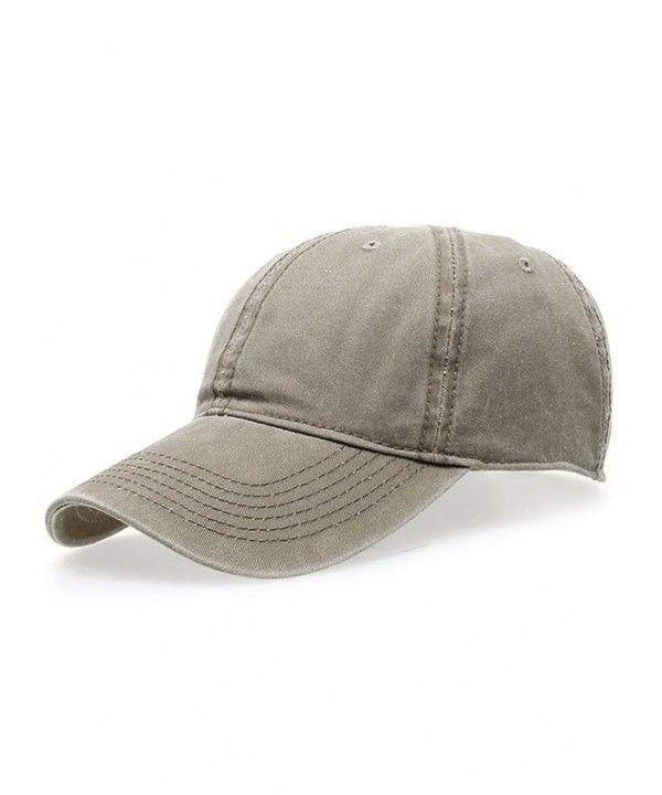 Casual Water Wash Do Old Baseball Hat Light Khaki 2805390618 Baseball Hats Hats Khaki