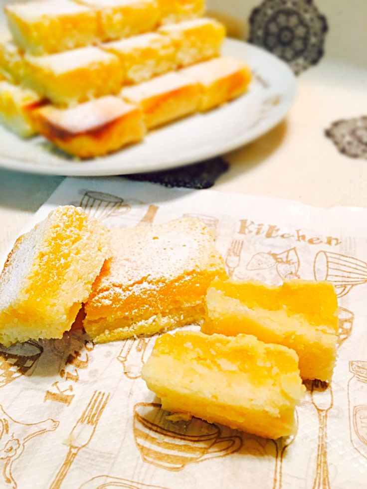 asuu's dish photo 298 レモンタルトクッキー | http://snapdish.co #SnapDish #レシピ #おやつ #クッキー #タルト #洋菓子の日(9月29日) #レモンの日(10月5日)
