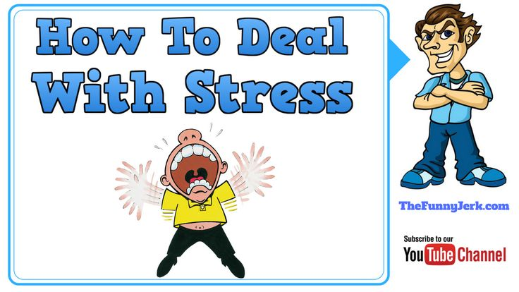 How To Deal With Stress: 10 Stress Relief Solutions.  #stress #stressjokes #jokes