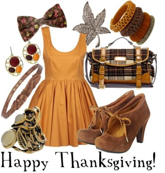 Finally!!! A Thanksgiving outfit!!!