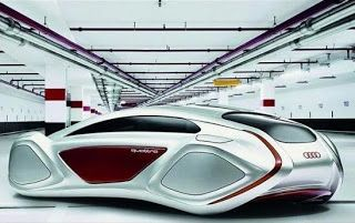 carros do futuro: carro do futuro