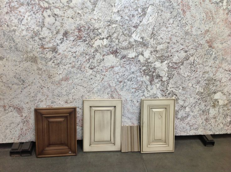 Honed White Spring Granite Colorado Kitchen Pinterest