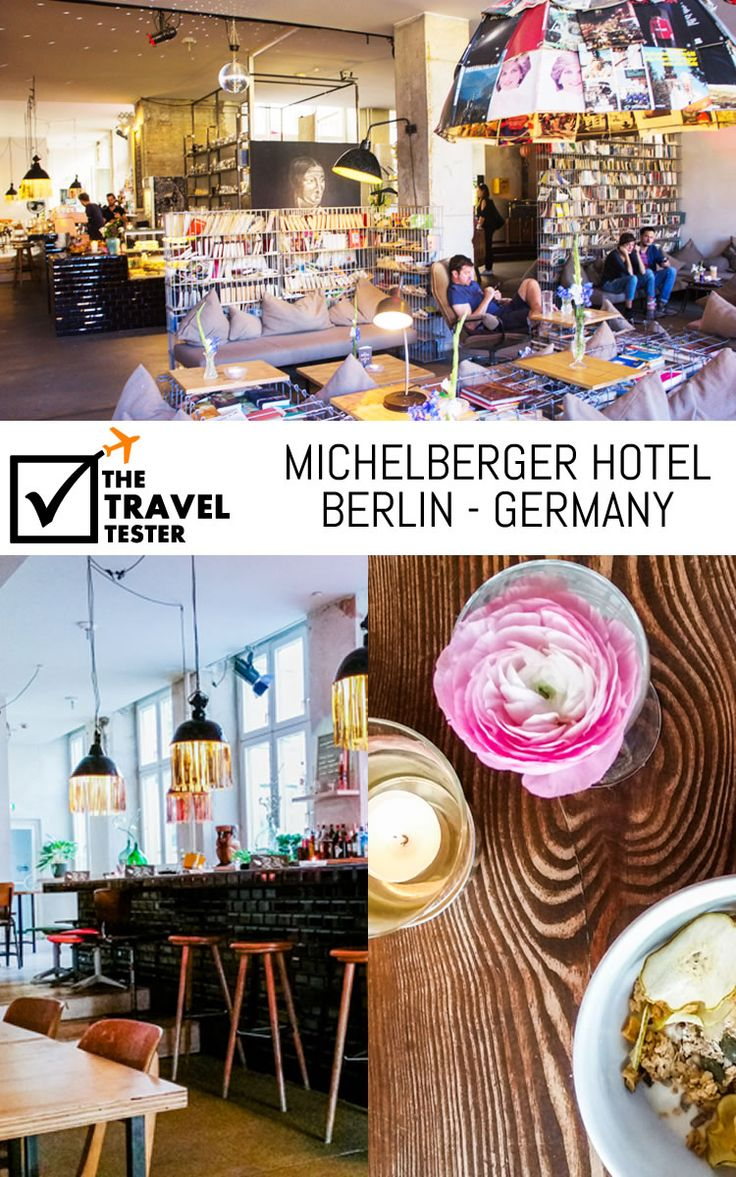 Incredible Breakfast at Michelberger Hotel - Berlin, Germany | The Travel Tester