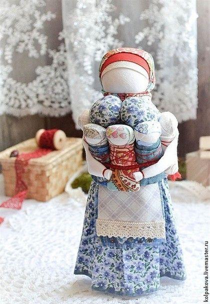 кукла-оберег Плодородие. - плодородие,достаток в семье,московка,семья