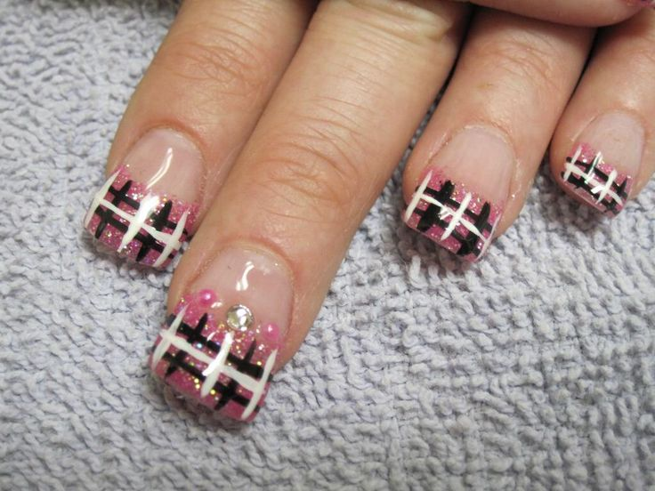 114 best fun and wacky nails and crazy nail art images on httplinearcanvasphotographoqar3d nail prinsesfo Choice Image