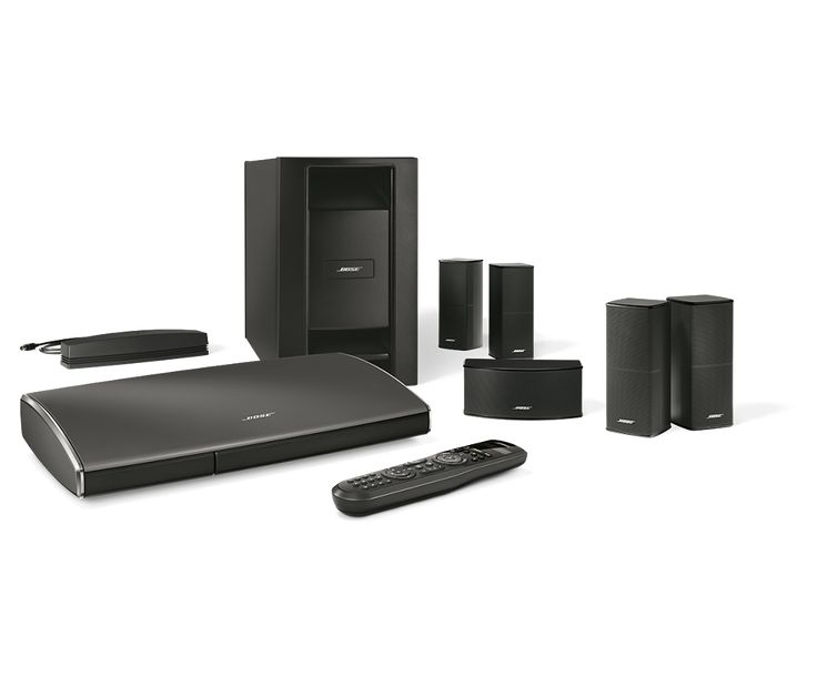 Transform your home into a place for all your music with the Bose Lifestyle SoundTouch 535 entertainment system. Make your home music friendly.