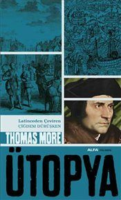 Pandora - Ütopya - Thomas More - Kitap - ISBN 9786051069173