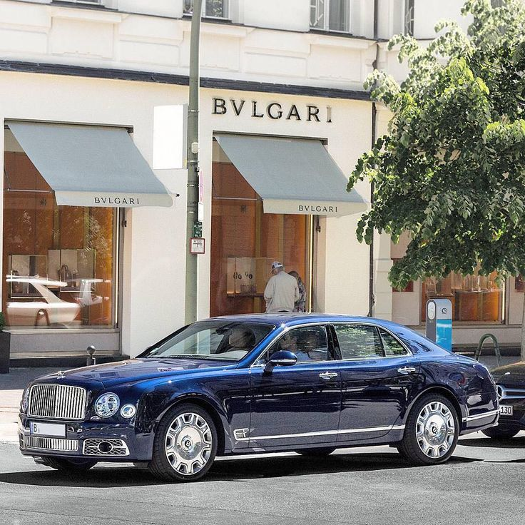 "The Osbournes New Bentley Flying Spur: Bentley Club Azerbaijan On Instagram: ""New Bentley"