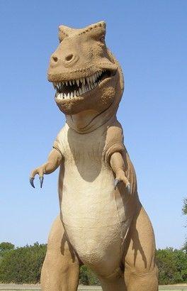Dinosaur State Park - Glen Rose, TX