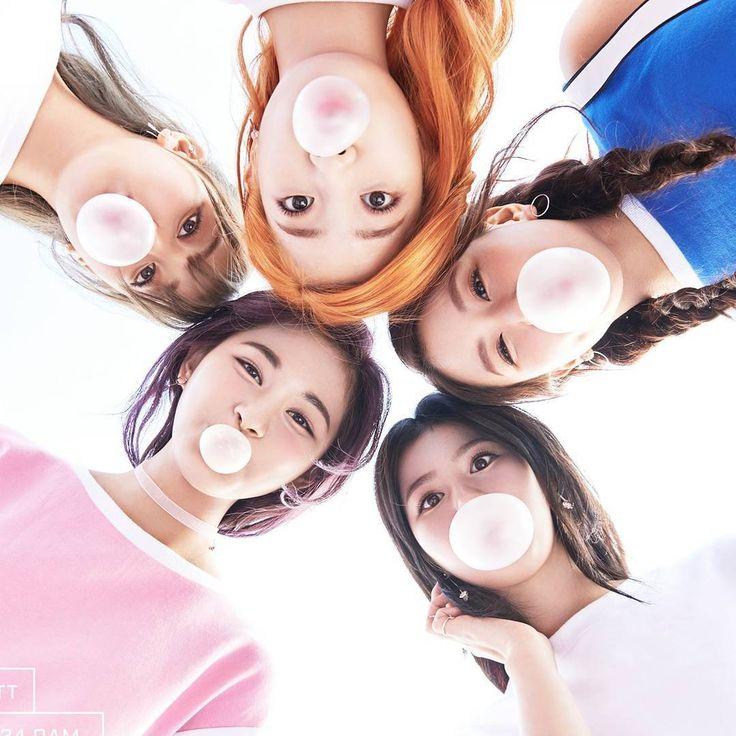 Jihyo, Tzuyu, Sana, Chaeyoung & Dahyun
