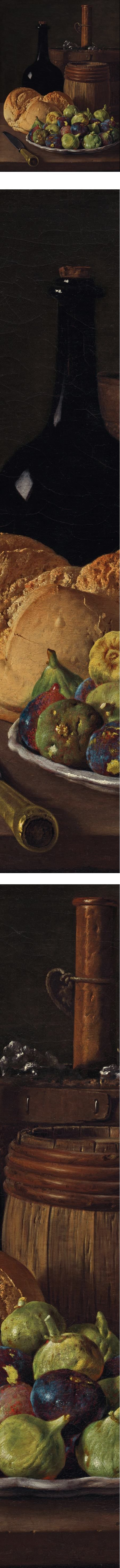 Eye Candy for Today: Luis Meléndez Still Life with Figs and Bread