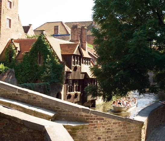 Bonifacius Bruges hotel, West-Flanders, Belgium