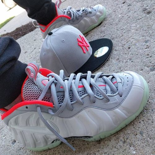 http://SneakersCartel.com What's your favorite Foamposite?  Photo Cred:... #sneakers #shoes #kicks #jordan #lebron #nba #nike #adidas #reebok #airjordan #sneakerhead #fashion #sneakerscartel http://www.sneakerscartel.com/whats-your-favorite-foampositephoto-cred/
