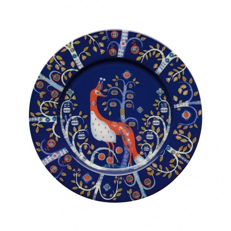Taika Salad Plate by Iittala   Emmo Home