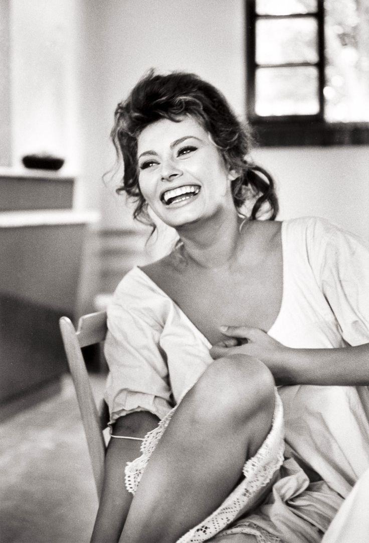 Sophia Loren...Lady