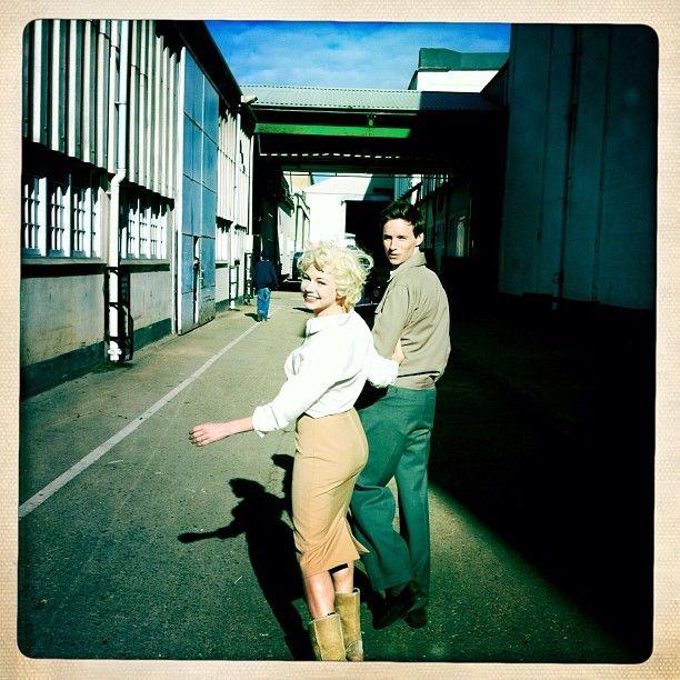 Addicted to Eddie: My Week with Marilyn