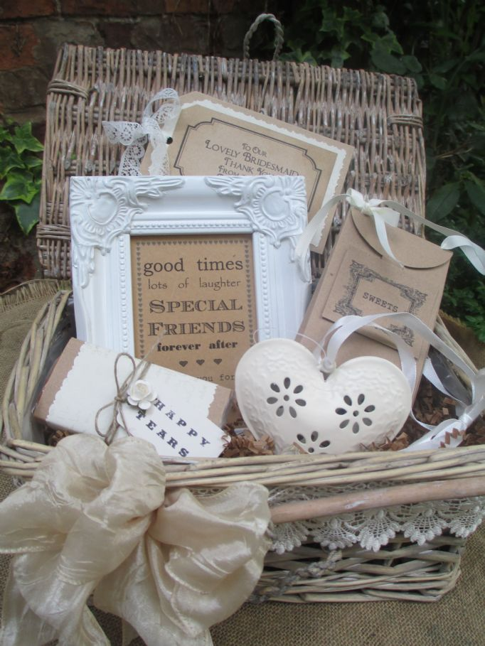 Bridesmaid Thank You Gift Hamper