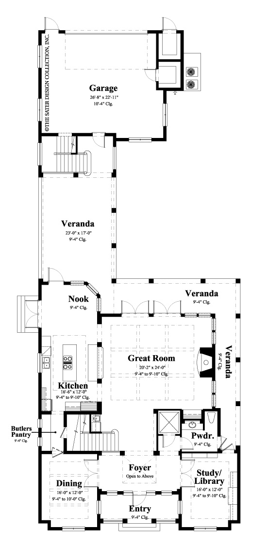 17 best images about house plans on pinterest luxury for Colonial luxury house plans