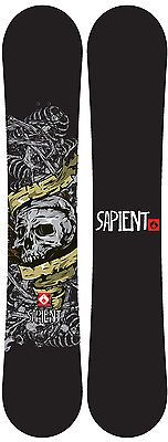 Snowboards 93825: Sapient Alive Wide Snowboard Mens -> BUY IT NOW ONLY: $159.95 on eBay!