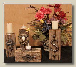 handmade western decor | ... decor items are handmade. Navigate our website, enjoy the visit and
