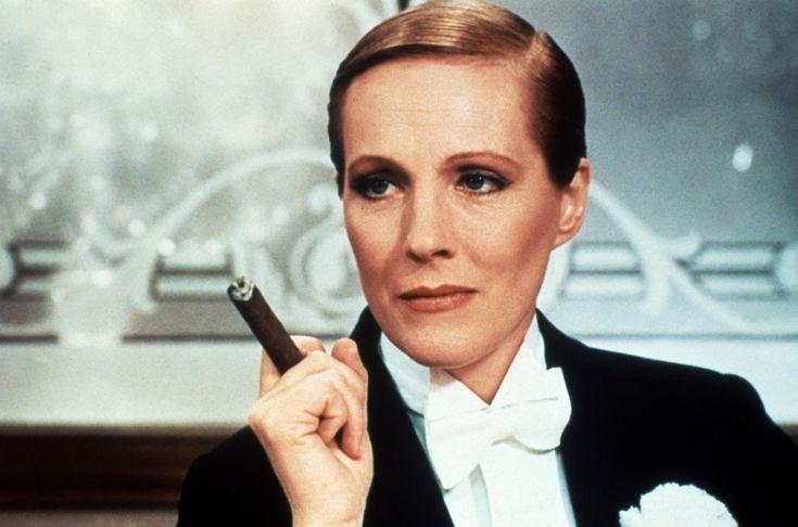 Victor Victoria... Julie Andrews is amazing
