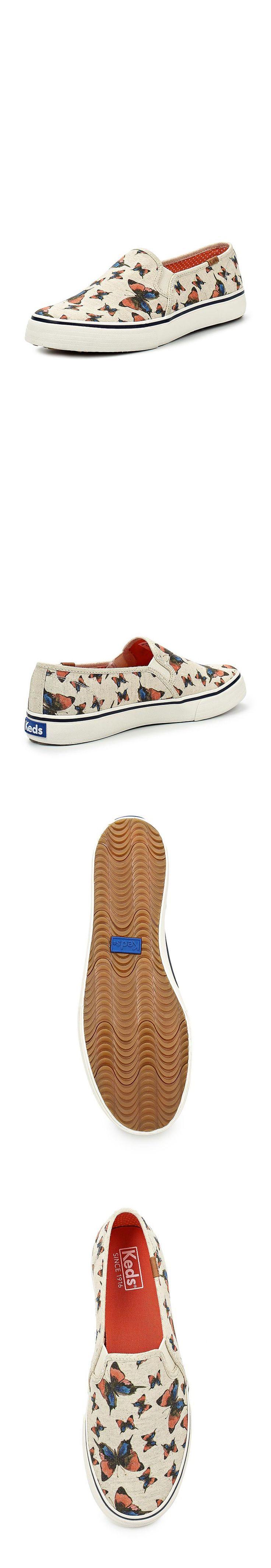 Женская обувь слипоны Keds за 3840.00 руб.