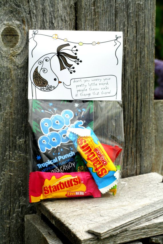 Girls camp handouts Be YOU tiful kindness INSTANT by CdotLove
