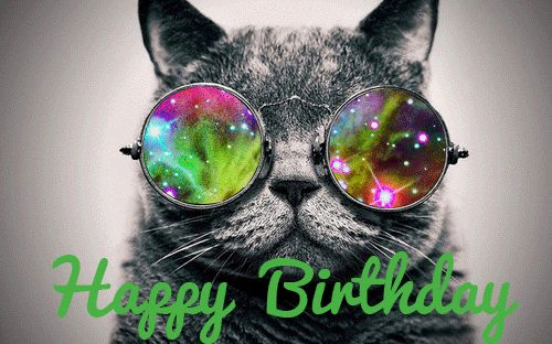 Happy Birthday Gifs - Share With Friends on Facebook