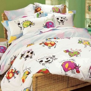 42 best images about cute moo gifts on pinterest tea for Cow bedroom ideas