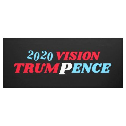 #Trump/Pence 2020 banner - #office #gifts #giftideas #business