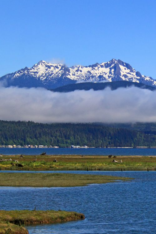 Hood Canal, Washington