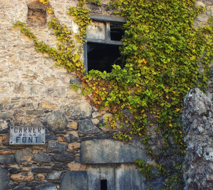 Beget-Girona-Catalunya
