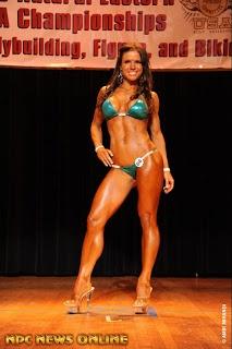 Melissa Bender Fitness: 4 Weeks Until NPC Bikini Competition Day: Bikini Body Workout Program Month 3