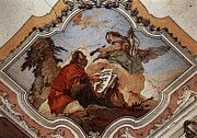 """New artwork for sale! - """" Tiepolo Palazzo Patriarcale The Prophet Isaiah by Giovanni Battista Tiepolo """" - http://ift.tt/2oBvRYc"""