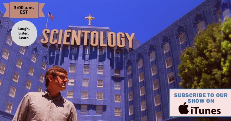 BBC Documentarian Louis Theroux's new film is entitled My Scientology Movie. Entertainment Weekly calls it one of the best documentaries of 2017. Plus, Kelly Carlin, Dan Pasternack, Professor Corey Brettschneider and Film Critic Michael Snyder.  Louis Theroux is one of the world's great documentar
