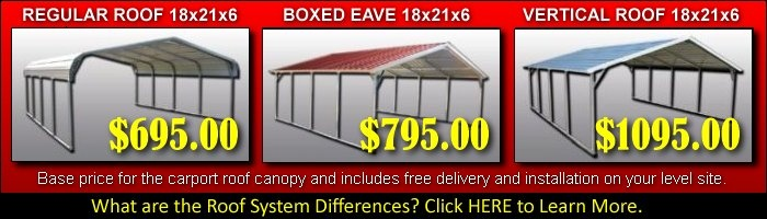 Carport Prices and Metal Car Port Price