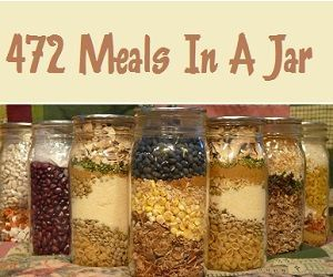 472 Delicious Meals In A Jar