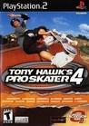 Tony Hawk's Pro Skater 4 PS2