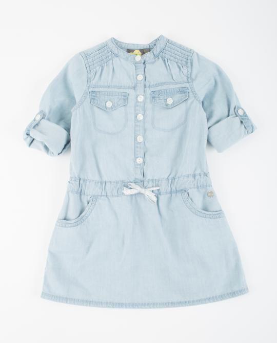 lichtblauwe-chambray-jurk-plop