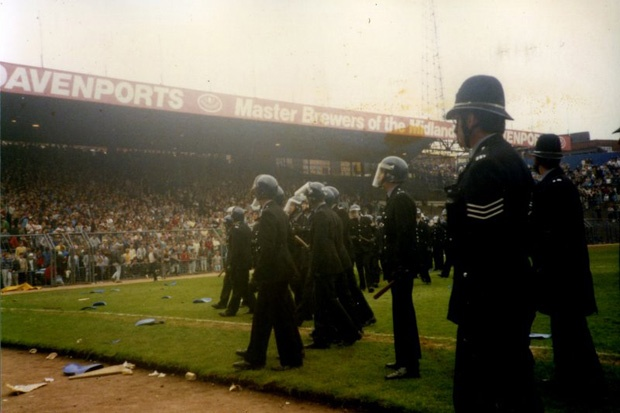 Amateur 80s Football Photography exhibition at White Cloth http://www.whiteclothgallery.com/archive/events/wish-you-were-here/