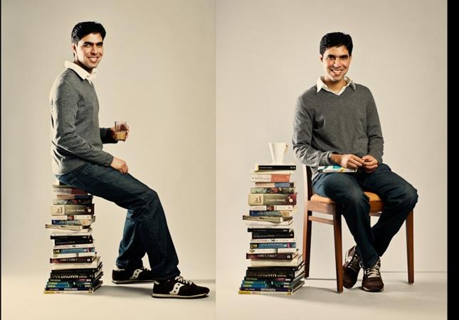 Karan Mahajan, autor de A Ilustre Família do Ministro Ahuja