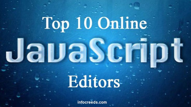 There are many offline editors like Notepad++, Dreamweaver, and WordPad etc which provide the facility to build applications in JavaScript easily. But the online JavaScript editors allow you to edit your code directly from the browsers and you can see the live preview of those changes. Here, we have generated a list of Top 10 Online JavaScript Editors for your help.