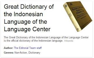 Pengertian Bahasa Menurut Kamus Besar Bahasa Indonesia (KBBI)
