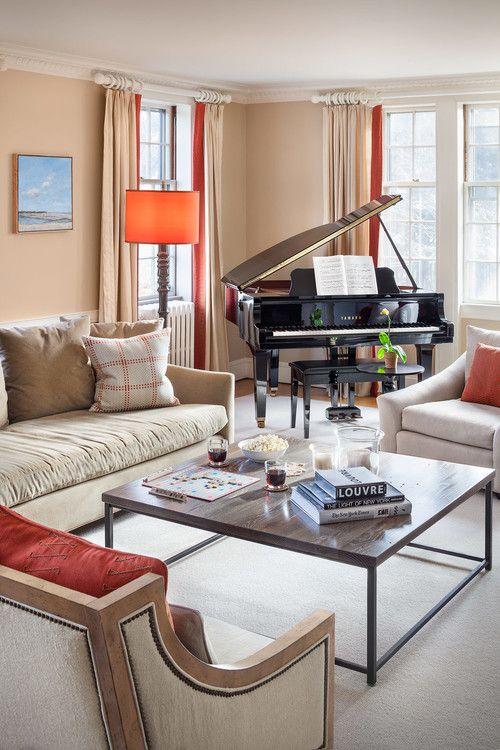 Wondrous 17 Best Ideas About Transitional Living Rooms On Pinterest Largest Home Design Picture Inspirations Pitcheantrous