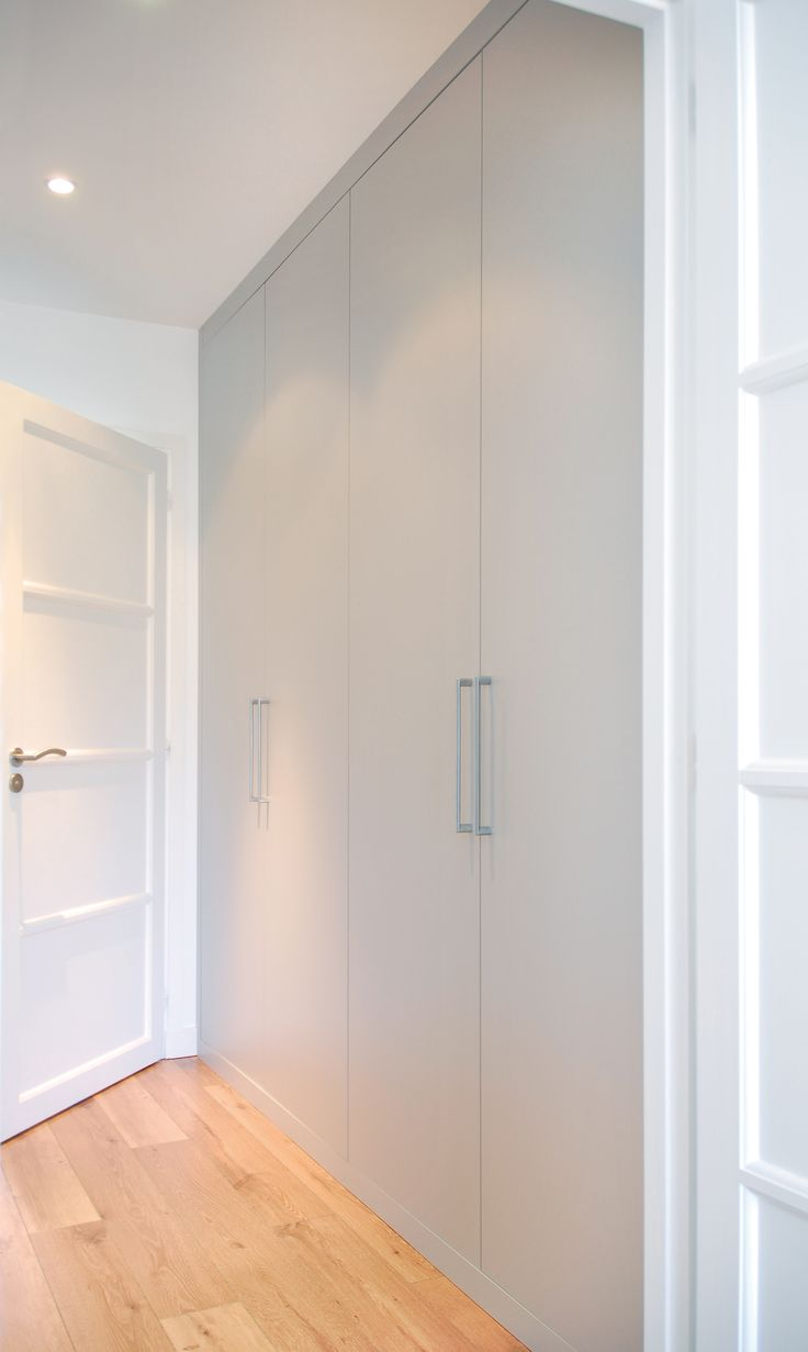 Placards sur-mesure portes ouvrantes