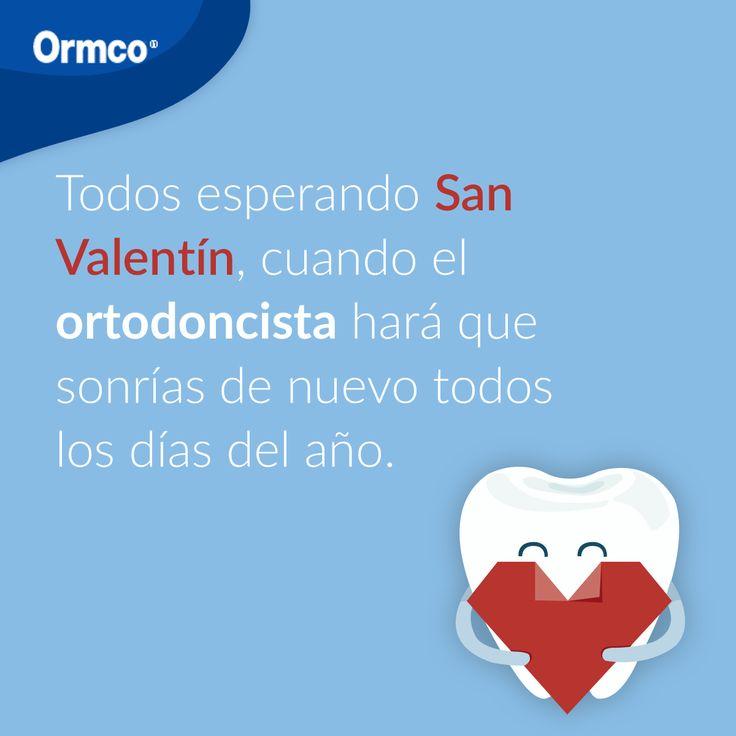 #ortodoncia #ortodoncistas #sanvalentín #14defebrero #dientes #sonrisa #dentista