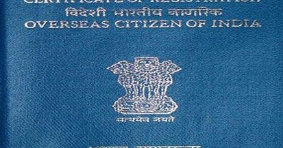 OCI or Overseas Citizens of India card facilitate Indian citizenship to the foreign natives. But first, they must give up their present citizenship. It requires online registration for family or applicant through forms in Part A and Part B. Copy of passport, birth certificate, school certificate, surrender certificate, domicile certificate and address proofs etc. are required to submit along.