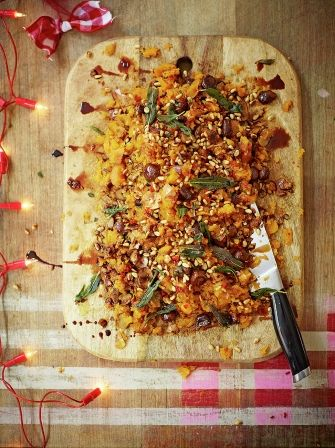 Butternut Squashed | Vegetable Recipes | Jamie Oliver